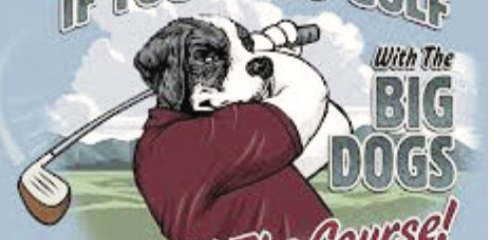 Bark on the Park Charity Golf Tournament benefiting HSGC
